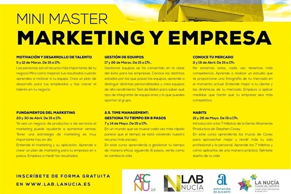 MINI MASTER MARKETING Y EMPRESA