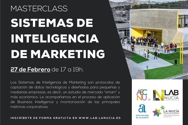 MASTERCLASS: Sistemas de Inteligencia de Marketing