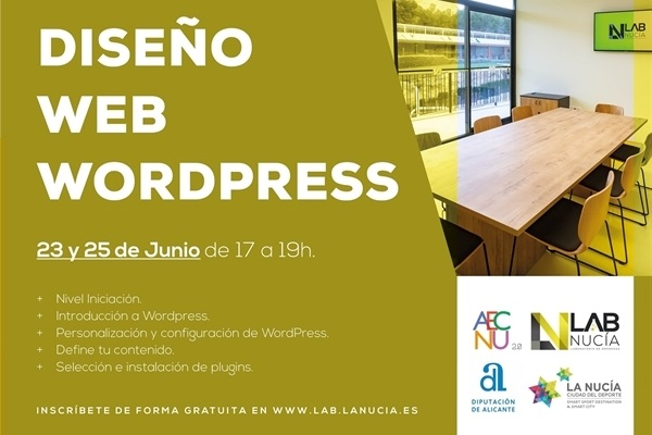 Diseño Web - Wordpress